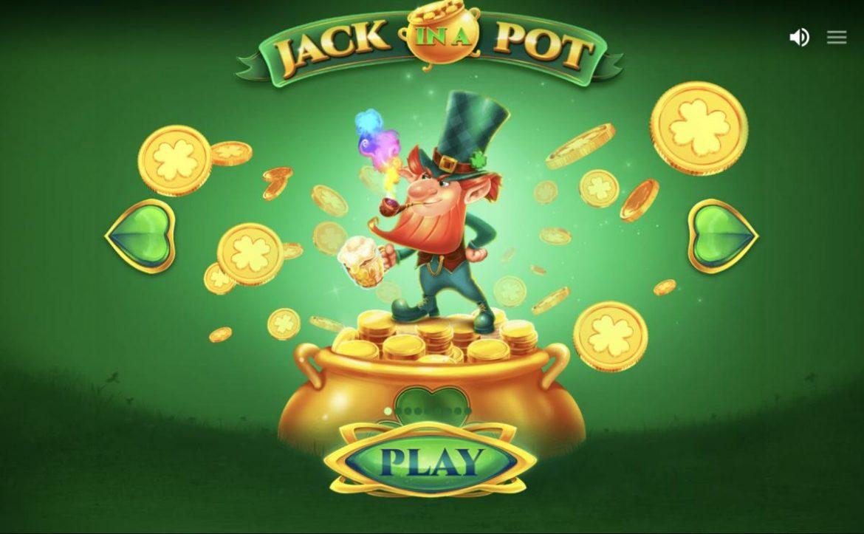 Jack In A Pot สล็อตออนไลน์ นำโชคที่จะพาคุณไปพบกับเงินรางวัล