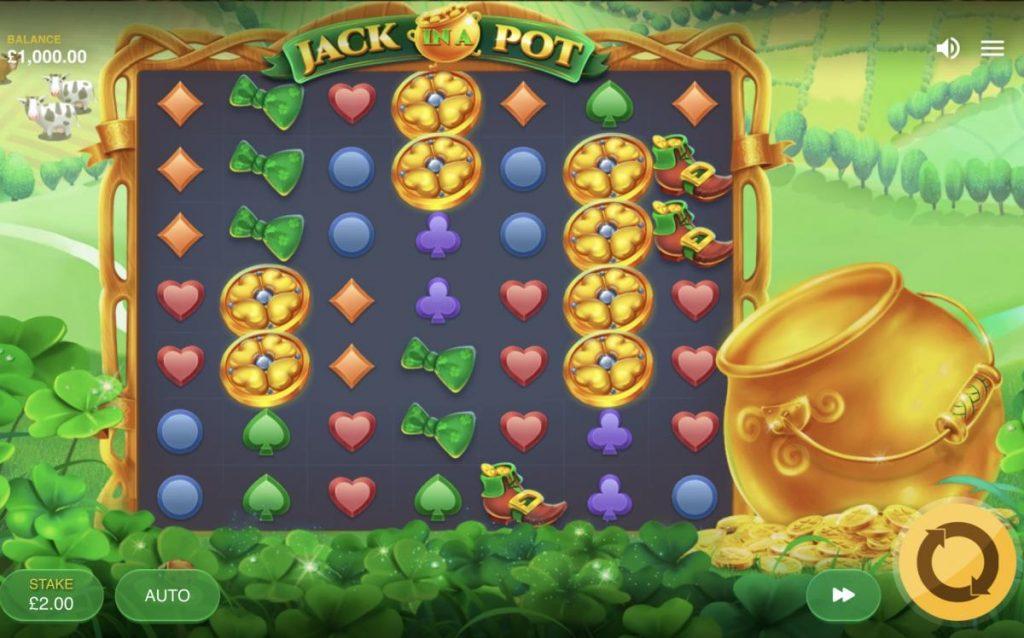 Jack In A Pot รวย